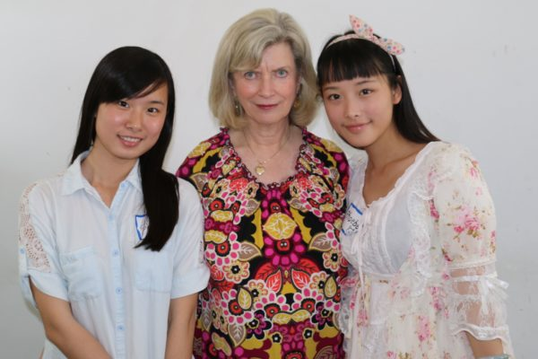 Judy Weaver Hohai Universtiy Nanjing English as Second LanguageIMG_1412