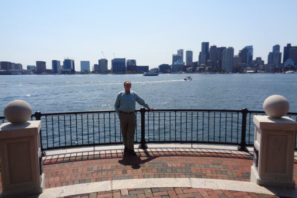 Photo of Boston HarborDSC00477