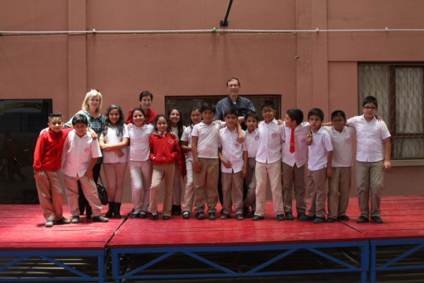 Photo of Children at Capilla de Cochabamba Baptist Church, BoliviaIMG_1056