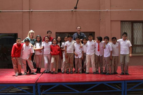 Photo of Children at Capilla de Cochabamba Baptist Church, BoliviaIMG_1056