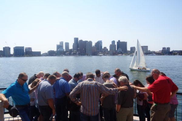 Praying For Bostoin at Boston HarborDSC00486